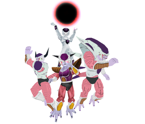 Frieza: Destroyer of Worlds (Forms) by Walker93