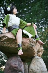 Avatar the Last Airbender - Relaxing by Taymeho