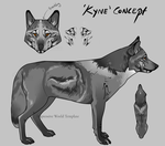 [CE] Kyne Marking Set Concept by Tzvii