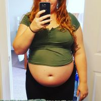 Chubby Ginger BBW by ImploadX