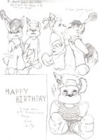 happy birthday jonny by Lupus1