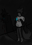 bluebird and the schizophrenic by Dream-Yaoi