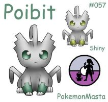 Poibit 057 by PokemonMasta
