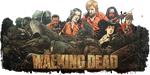 The Walking Dead Sign by Panico747