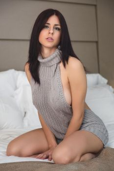 Virgin Killer Sweater! by JubyHeadshot