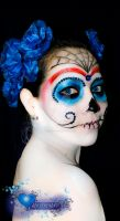 Calavera 3 by Lilysworld05