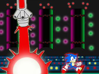Shrunk Sonic by Sonictrainer