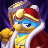 King Dedede portrait by epesi