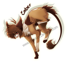 :CP: Ember by XBlackIce