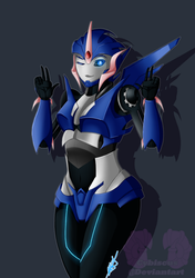 .:Arcee:. by Cybiscus