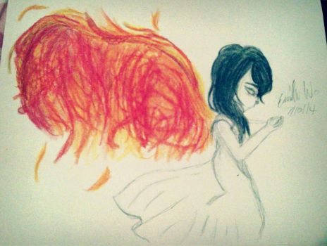 .:The Girl who has fire as wings:. by akatsukifangirl8894