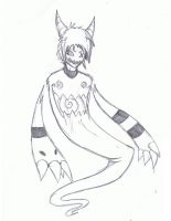 Boogey Ghost Adopt CLOSED by BlackFire64