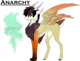 Anarchy Ref {Updated} by AllieOllie