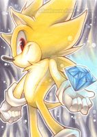 Super Sonic by AtlanticaSora