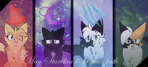 [AC] May Starclan Light Your Path by Leafia-The-Tactician