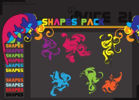 Shapes Pack by R3volver1