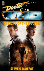 New Series Target Covers: Day of the Doctor (3) by ChristaMactire