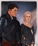 The Captain and the Assassin by Merwild