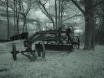 Forgotten Plow(IR) by RuralCrossroads360