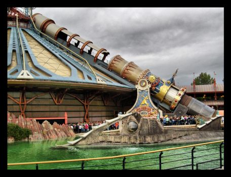 Space Mountain: Mission 2 by ArtClem