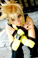 'Yellow or Black' Len Kagamine by SanctusIX