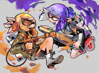 splat by Arlmuffin