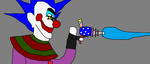 Me in Killer Klown Form by SCP-096-2