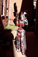 Queen Myrrah, completed build. by cimmerianwillow