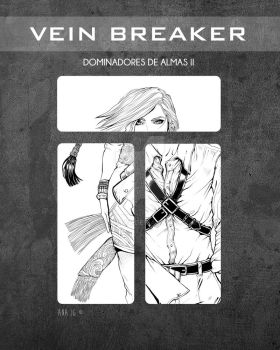 PREVIEW ilustration of  Vein Breaker by Nesgodraa