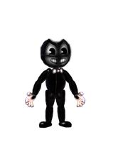Funtime Bendy by cihlen