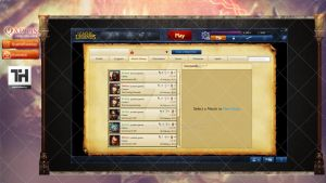 League Of Legends Non Game overlay by rEspaWn16