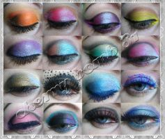 Makeup Tutorial Collection 2 by cherrybomb-81
