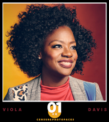 // PHOTOPACK 3802 - VIOLA DAVIS // by censurephotopacks