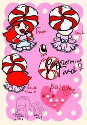 Design Trade: A Peppermint Toad by princess--magician