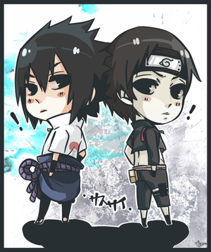 Ex!Sasuke x Male!Reader x Sai Pt 1 by K-chann on DeviantArt