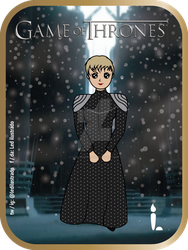 Cersei Lannister - Game of Thrones. by Ledilustrado
