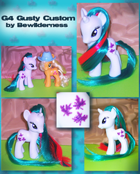 G4 Gusty Custom - Finished by bewilderness
