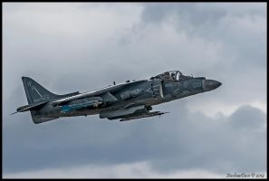 AV-8B Harrier Miramar 2012 II by AirshowDave