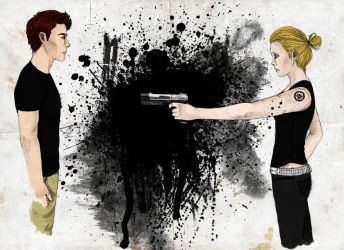 Divergent [SPOILERS!] by LightRosey