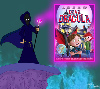 Cloaked Critic Reviews Dear Dracula by TheUnisonReturns