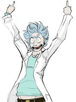 rickdiculous by Tamyra