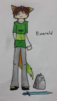 Emerald Ref by lifewatery