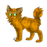 Squirrelflight by Joker-Darling
