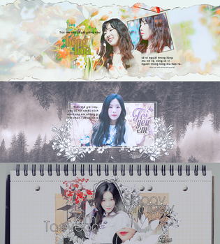 Taeyeon Quotes Cover by THN2212