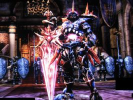 Soul Edge bio by XD-385