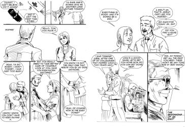 The House of the Dead comic spread 4 by aellise
