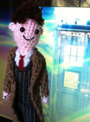 Tenth Doctor Who by smapte