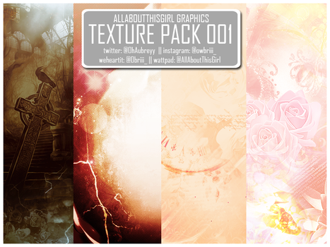 Textures Pack # 1 by ParkSooYoong by AATG