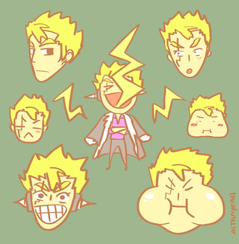 Laxus you snickerdoodle you by astrayeah