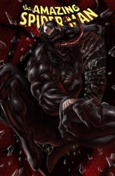 The Amazing Venom by Atzinaghy